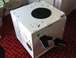 Cat Enclosures - Kits 4 Cats Base